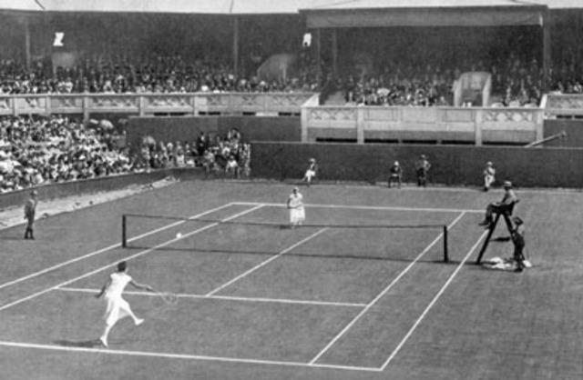 Women at Wimbledon