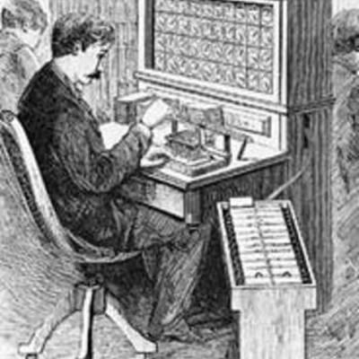 Historia de la Tecnología timeline