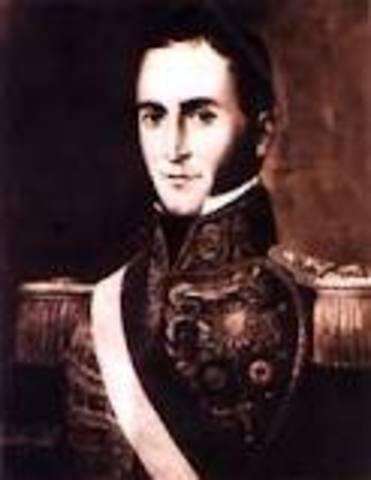 Luis José de Orbegoso y Moncada Galindo