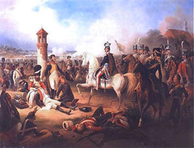 Battle of Raszyn.