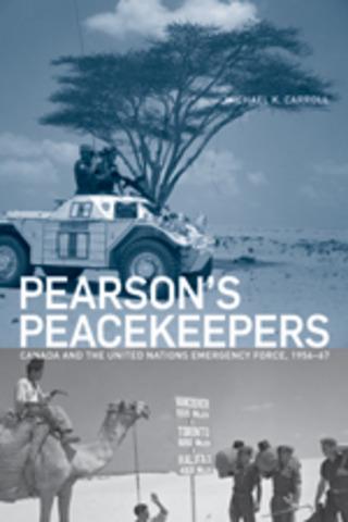 Lester B. Pearson diffuses the Suez Crisis