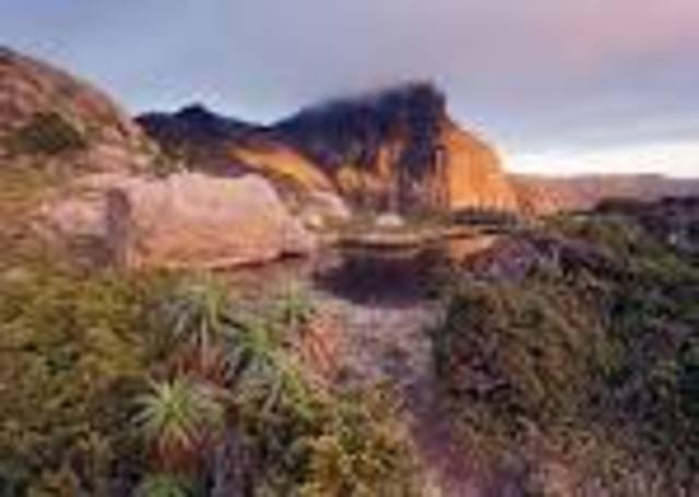 South-West Tasmania is placed on the World Heritage list