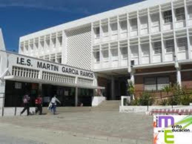 Mi segundo instituto