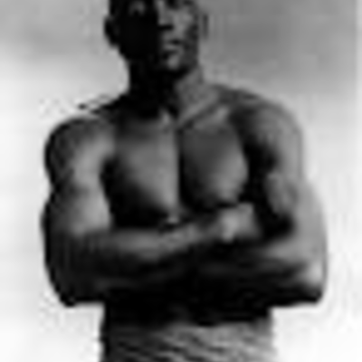 African Americans in Sports by Damon Ellington timeline