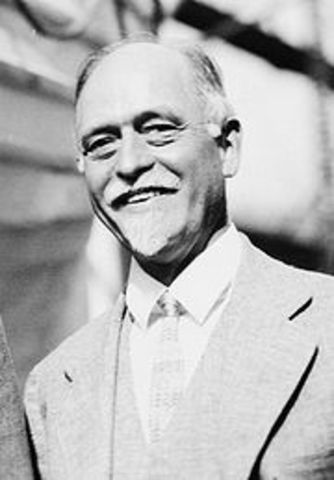 Irving Fisher (1867-1947)