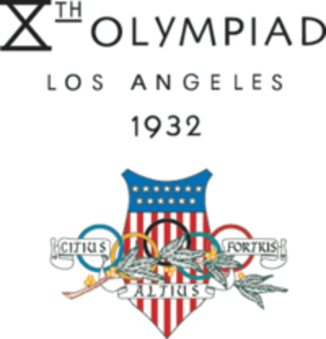 Sports and Music: 1932 Olympics