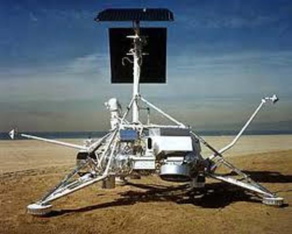 First Lunar Landing For The USA