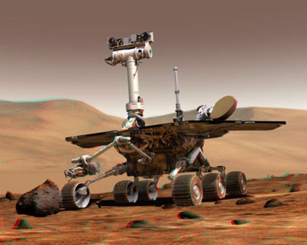 Science and Technology: Mission to Mars