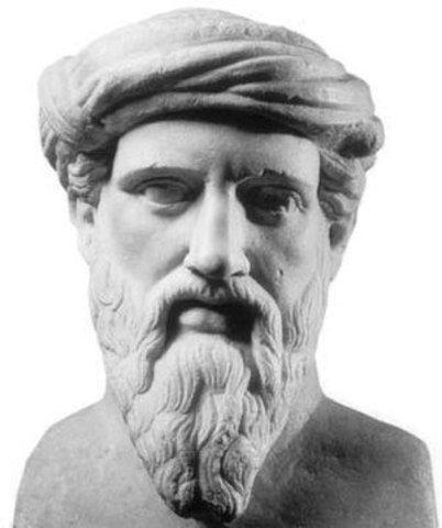 569 Pythagoras is Born