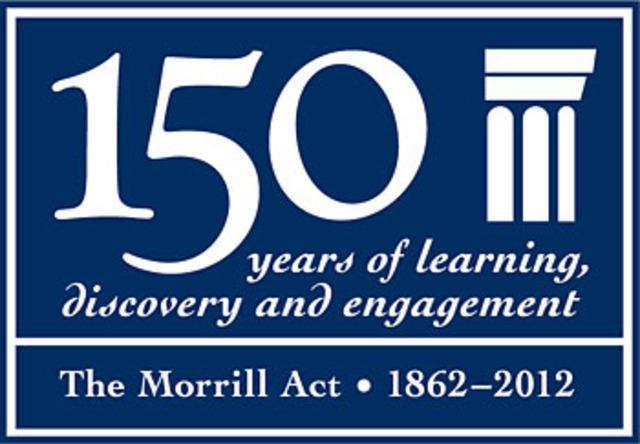 150th Anniversary of Morrill Act