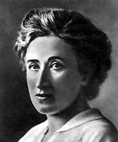 Rosa Luxemburgo (1870.1919)