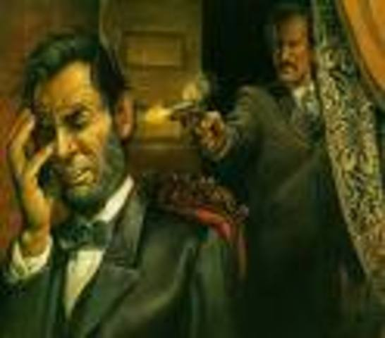 Lincoln was shot