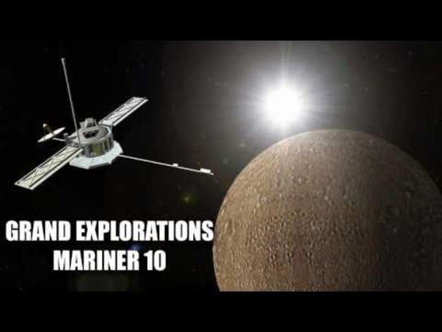 Mariner 10 passed Venus