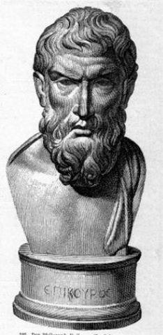 307 Epicurus Founds His School of Philosophy