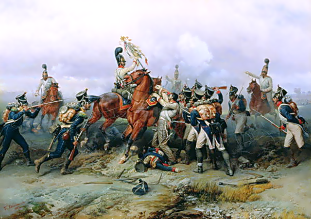 Battle of Austerlitz.