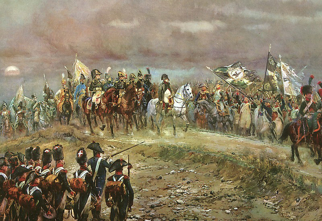 Battle of Auerstadt.