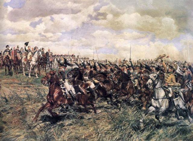 Battle of Friedland.