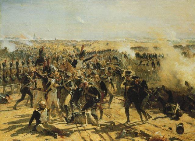 Battle of Aspern-Essling.