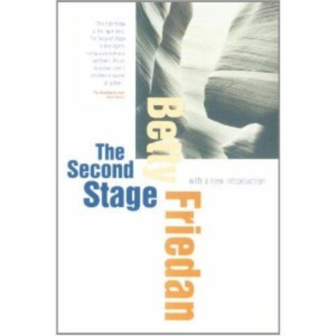 Friedan Writes The Second Stage