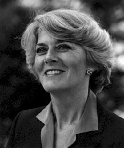 Geraldine Ferraro Involved in 1984 Election