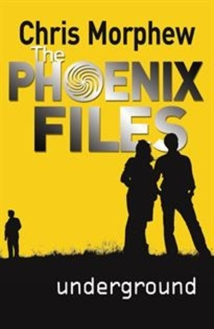 Pheonix Files-Underground by Chris Morphew