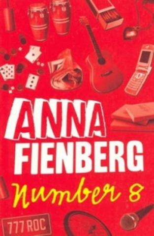 Number 8 Anna Fienberg