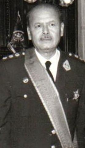 Juan Francisco Velasco Alvarado 1968-08-031975-08-30