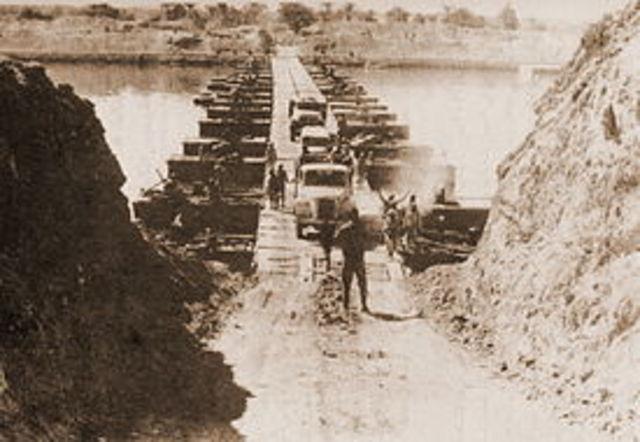 Yom Kippur War ended