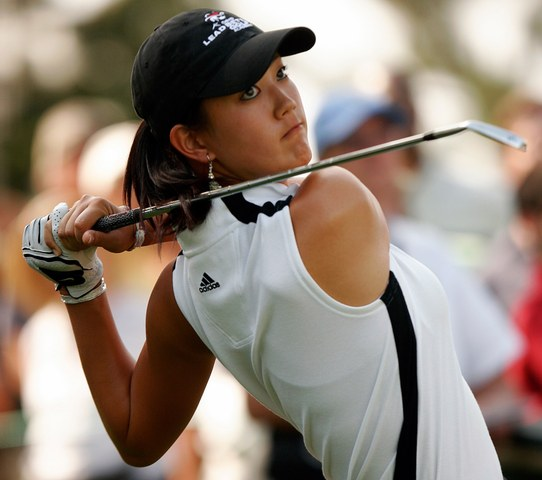 Michelle Wie becomes youngest player in PGA Tour event at 14.