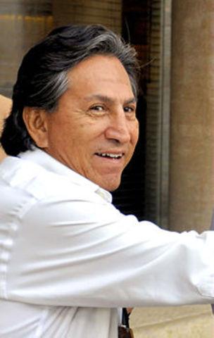 Alejandro Celestino Toledo Manrique