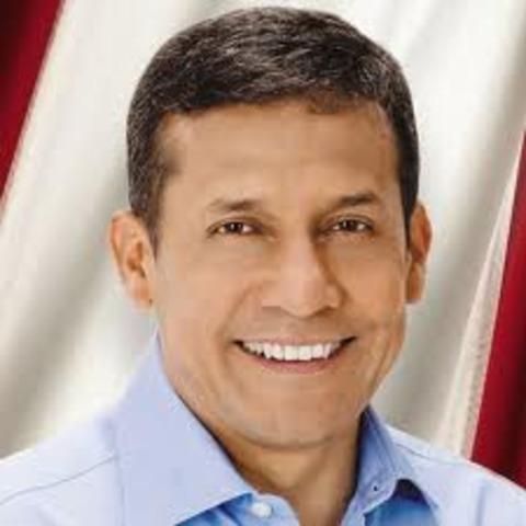 Ollanta Moisés Humala Tasso 2011-07-27/2016-07-28