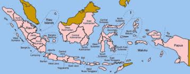 The Dutch agree to transfer West Papua to Indonesia