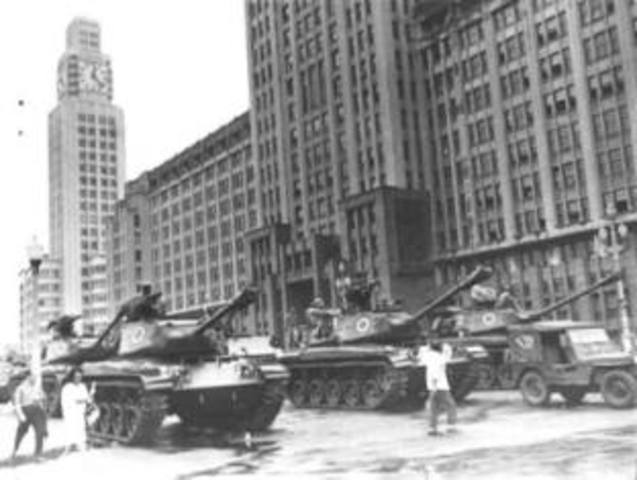 The Military Seizes Power/Revolution