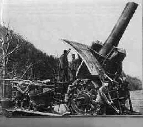 First Battle of WW1 - Battle of Liege