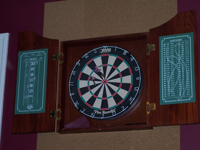 The Dartboard