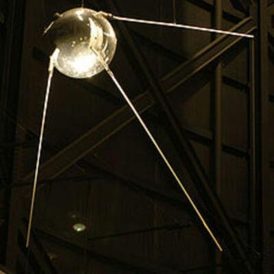 Sputnik timeline