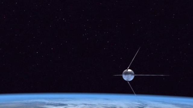 Launch of Sputnik 1