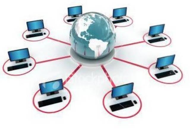 Nace el término Internet