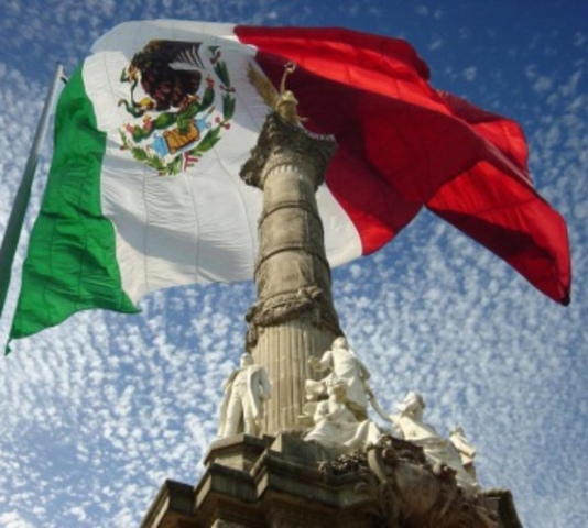 Mexico gains its independence