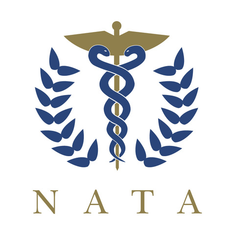 Undergraduate athletic training programs offically recognized by NATA