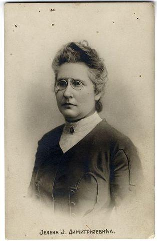 Jelena Dimitrijević (1862–1945)