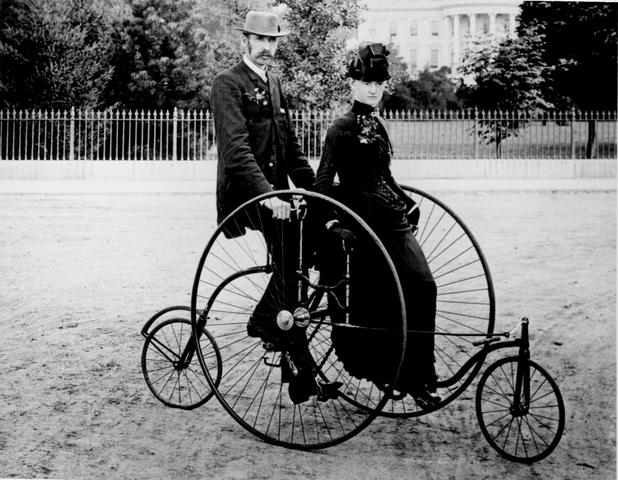 Bicycle Craze