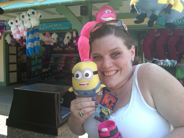 Me and my minion!