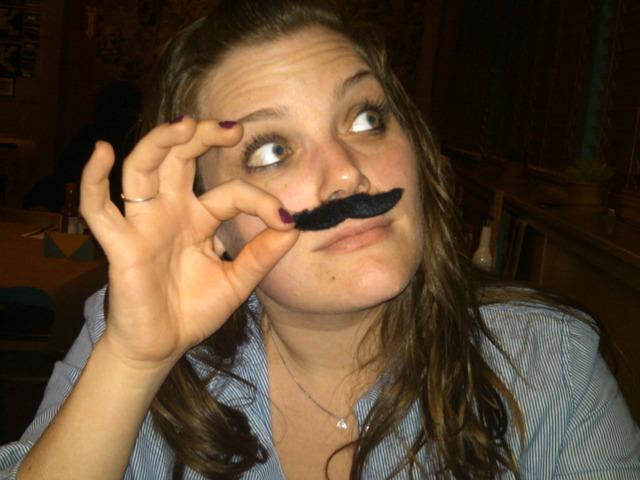Moustache Monday's at Pancho's