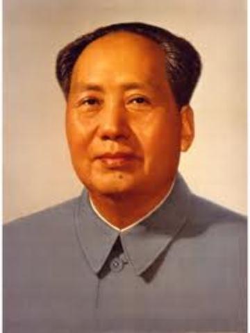 Death of Chairman Mao