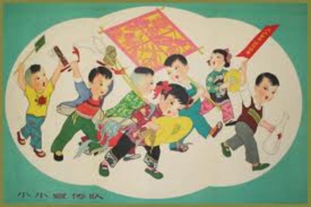 Communist Forces Defeat the Nationalists