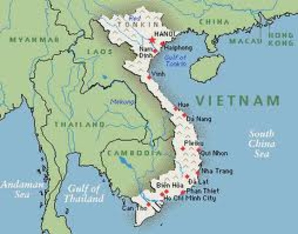 Vietnam Withdrawral