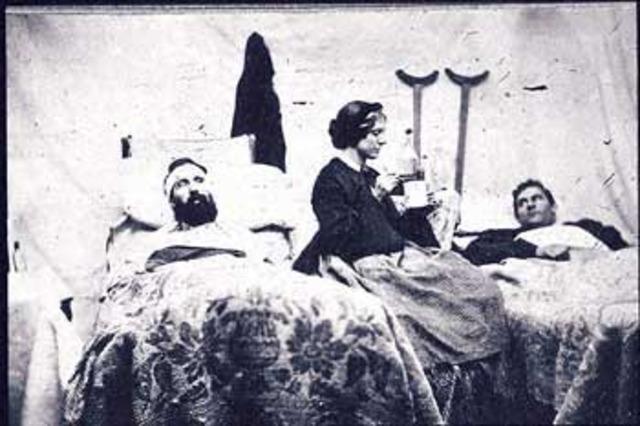 Women, Nursing, and the War