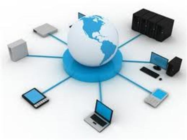 International packet switched service