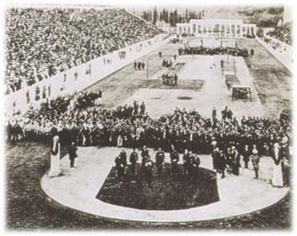 Athens, Greece summer olympics